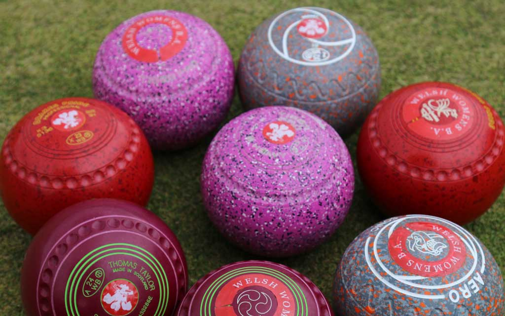 Wales Bowls, Welsh Women Bowls, Bowls