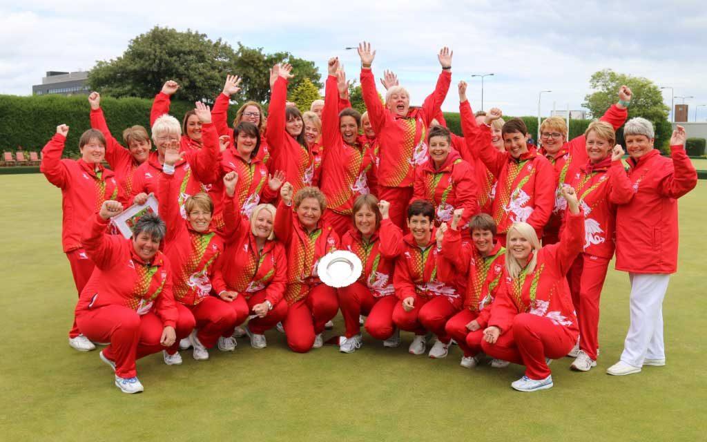 Welsh Womens Bowls Squad, Wales Bowls Women
