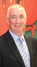 Richard Bowen steps down as a Director of BowlsWales