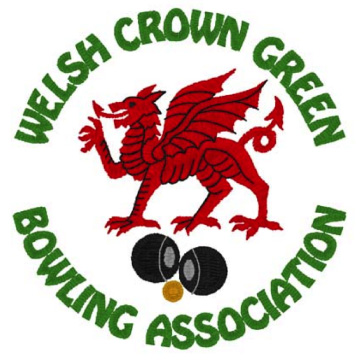 Welsh Crown Green Bowling Association Logo