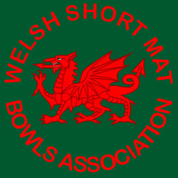 Welsh Short Mat Bowls Association Logo, WSMBA logo