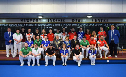 World Indoor Bowls Council, Under 25