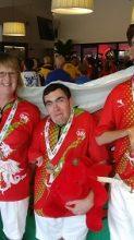 Meet the Team – Wales' Para Triples
