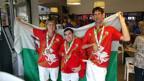 Meet the Team, Wales' Para Triples