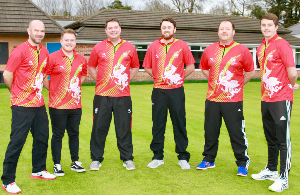 BowlsWales, Team Wales, Men's Commonwealth Team, Commonwealth Games