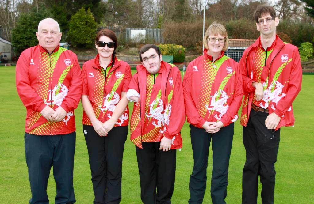 BowlsWales, Team Wales, Para Team, Para bowls
