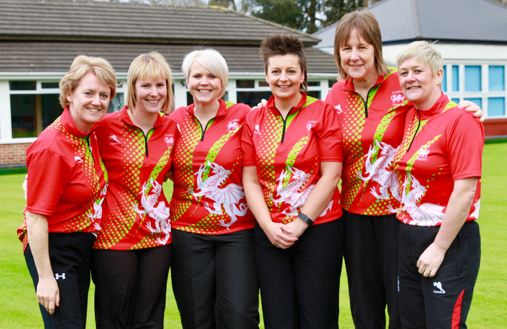 BowlsWales, Team Wales, Women's Commonwealth Team, Commonwealth Games