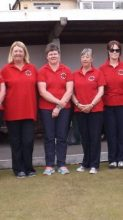 Wales v Cheshire (Ladies County Championship 2018)