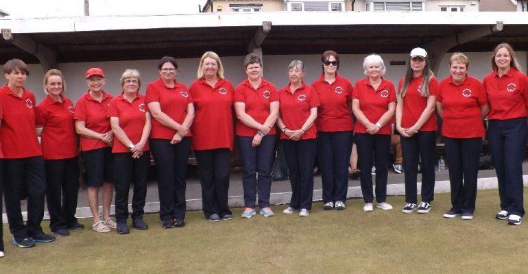 Wales v Cheshire (Ladies County Championship 2018)