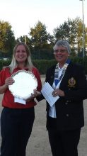British Ladies Merit – Crown Green Bowling