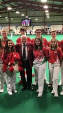 Wales Medal Success at the Under 18 Mixed British Isles Championships.