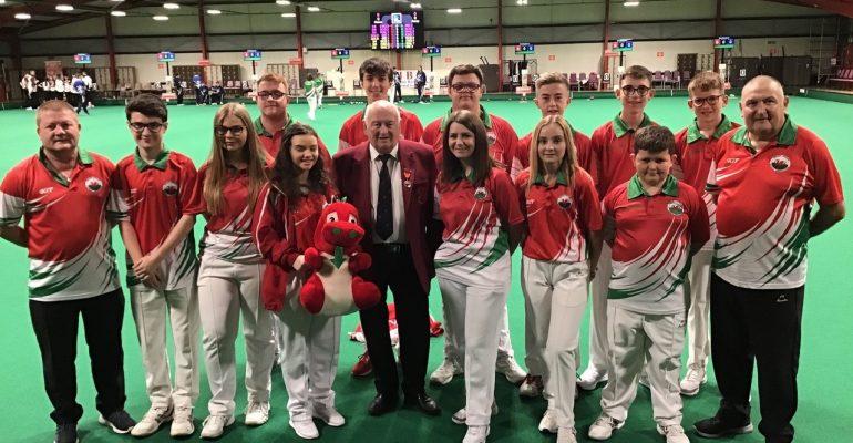 Wales Medal Success at the Under 18 Mixed British Isles Championships.